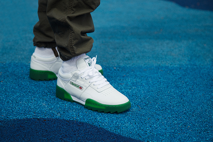 Take an On Foot Look at the Reebok Workout Ripple OG The