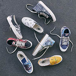 536bb07f56bf78 Go Gonzo with the Vans Vault x Ralph Steadman Collection
