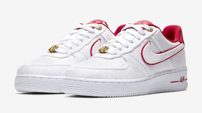 Up Your Game with the Nike WMNS Air Force 1 07 Lux - The Drop Date