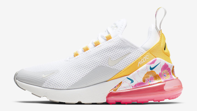 Available Now: Nike WMNS Air Max 270 SE Floral - The Drop Date
