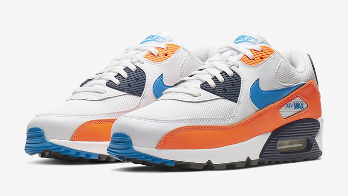 bb686748 Every sneaker rotation needs to include the NIKE AIR MAX 90 ESSENTIAL, so  we took a peek at the current colourways on offer…