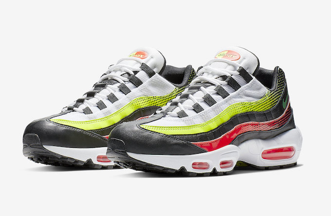 uk availability 78bed b88f4 Coming Soon  Nike Air Max 95 SE Retro Future