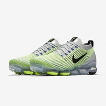 dabbe4873f84 The Nike Air Vapormax Flyknit 3 Barely Volt is Bold and Bright
