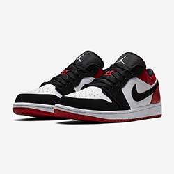 3e391a7c733567 Step into Chicago with the Nike Air Jordan 1 Low