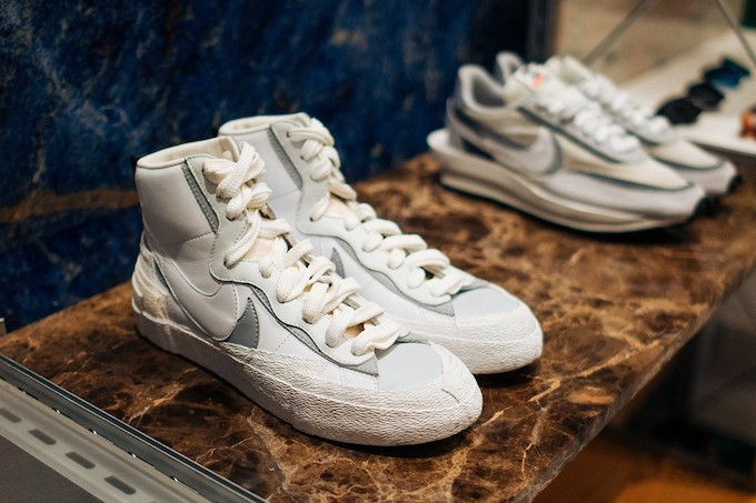 887c6921054 The Nike x sacai Collection Adds Grey and White Colourways - The ...