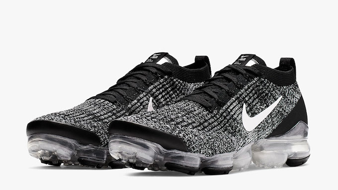 outlet store 5ed02 b64b3 Have Your Cookies and Cream with the Nike Air Vapormax Flyknit 3 Oreo