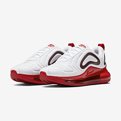 f15bc2c0fb3 Summer Energy with the Nike WMNS Air Max 720 SE White and Hyper Crimson