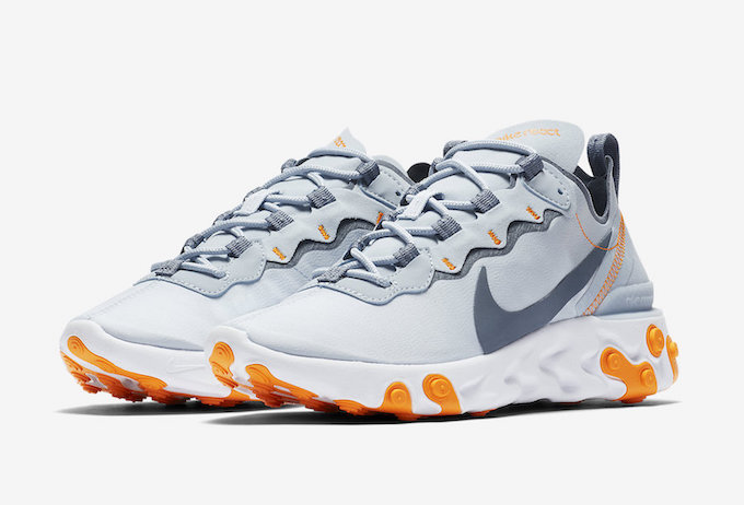 big sale a60a8 de2d8 This Nike WMNS React Element 55 is Unstoppable