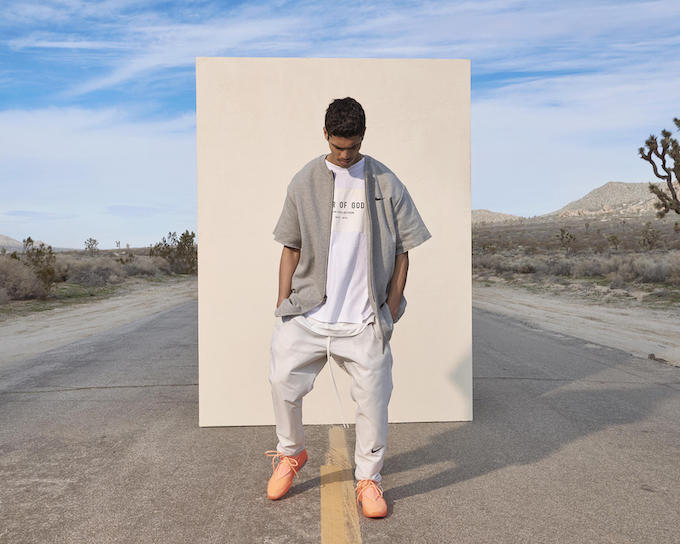 Nike x Fear of God SS19 Collection
