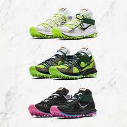 5e4e2f41b1a43c Virgil Abloh Introduces the Nike x Off-White Zoom Terra Kiger 5