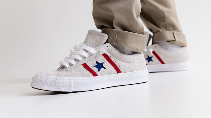 Now: Converse One Star Academy OX