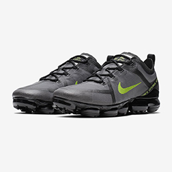 5f83575d97b23 Out Now  Nike Air Vapormax 2019 Wolf Grey and Volt