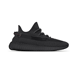 52b169bd1 The adidas Yeezy Boost 350 V2 Comes Correct in Black