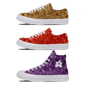 pretty nice 971b7 3d243 Converse x Golf Le Fleur – Quilted Velvet Pack – AVAILABLE NOW