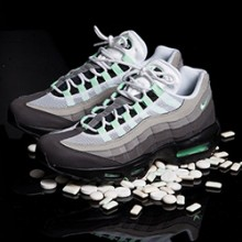 46a351c510 Freshen Up Your Rotation with the Nike Air Max 95 Mint