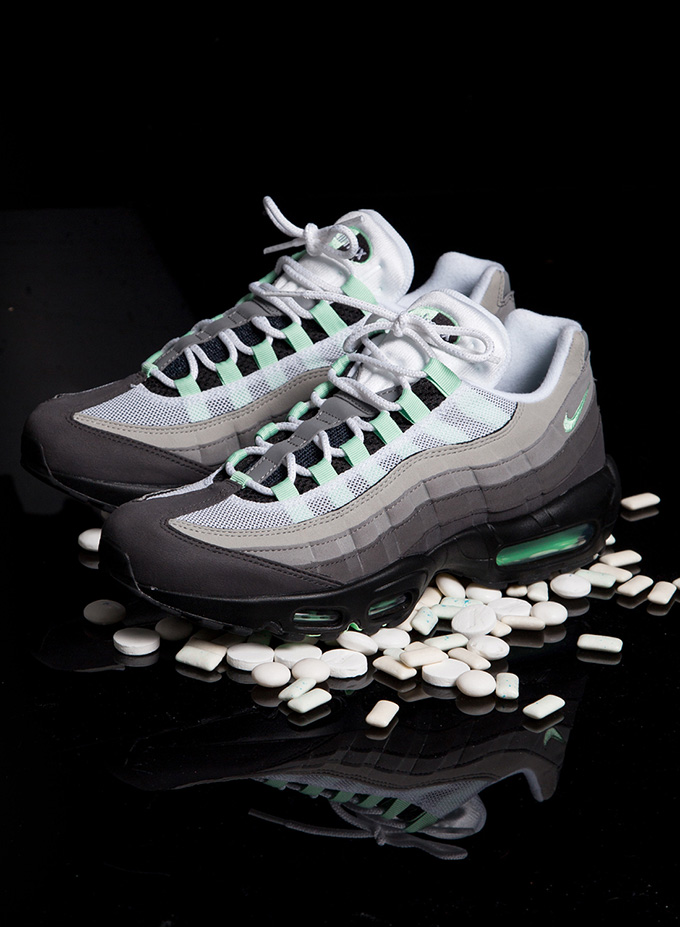 online store e9a14 1749a The NIKE AIR MAX 95 MINT is AVAILABLE NOW  click the banner below to find  out where you can pick up a pair.