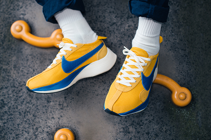 Nike Moon Racer QS: On-Foot Shots - The