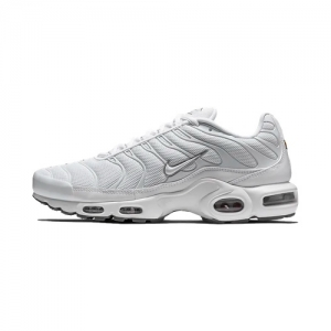 b2a70511cfeba Nike Air Max Plus – Triple White – AVAILABLE NOW