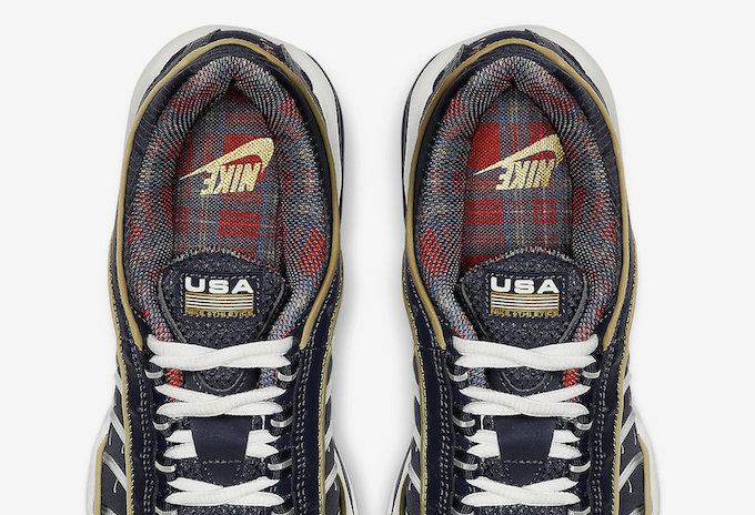 Oh, I Say! Can You See: The Nike Air Max Tailwind 4 USA