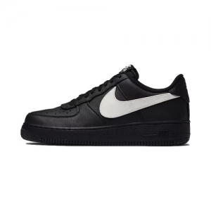 more photos a8c5a ac988 Nike Air Force 1 Low  07 PRM – Black   Barley Grey – AVAILABLE NOW