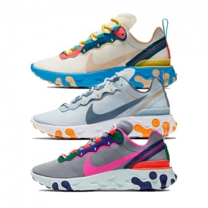 super popular bd362 3bcb6 NIKE WMNS REACT ELEMENT 55 – AVAILABLE NOW