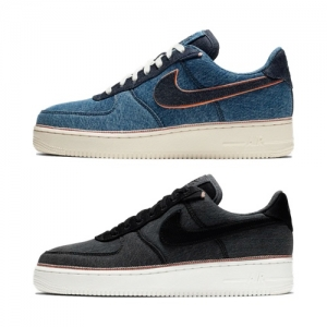 buy popular 3886f 3b87b Nike x 3×1 Air Force 1 Low – Selvedge Denim – 24 MAY 2019