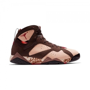the latest dbe0e 6a6c1 Nike x Patta Air Jordan 7 – 18 MAY 2019