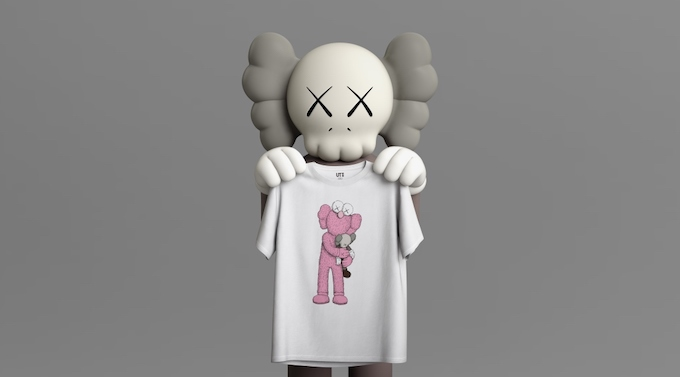 Uniqlo Ut Introduces Kaws Summer Collection The Drop Date