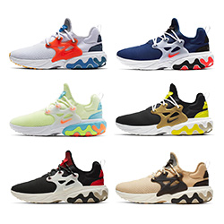 sports shoes f1735 e2fb3 Reaction Attraction  the new Nike React Presto Updates the Classic Air  Presto for 2019