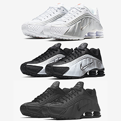 info for 74cde ff73f The Nike Shox R4 Moves from Light to Dark