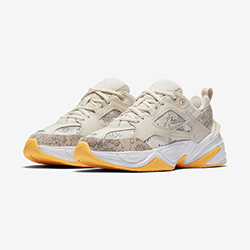 cheap for discount 7d056 2ae38 The Nike WMNS M2K Tekno Wows in Desert Camo and Snakeskin