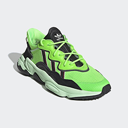 40c333f4a Go Bold with the adidas Ozweego Neon Green