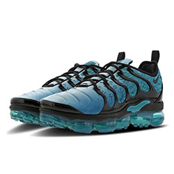 1ad00bec302 The Printed Nike Air Vapormax Plus Returns in an Aqua Gradient