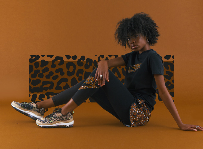 A Closer Look at the Nike WMNS Animal Print Collection The