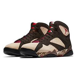 5fcf6976e7c Available Now: Nike Air Jordan x Patta 7 Retro