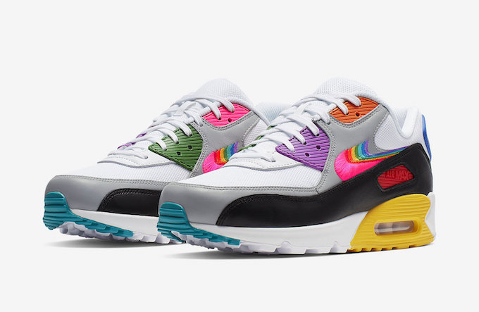The Nike Air Max 90 Be True is Set to