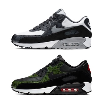 NIKE AIR MAX 90 QS PYTHON PACK AVAILABLE NOW The Drop Date