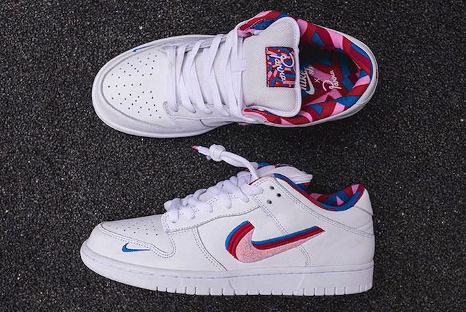 Nike SB x Parra Dunk Low is Coming Soon