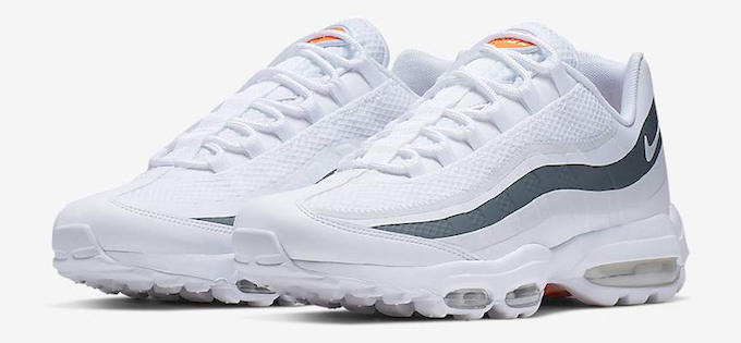 Stay Light on Your Feet with the Nike Air Max 95 Ultra - The Drop Date