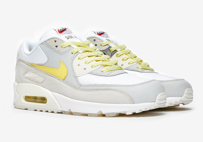 The Nike Air Max 90 Premium Side A Rewinds the Years The