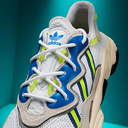 240c3fb4521 Stay Flashy with the adidas Ozweego White and Yellow