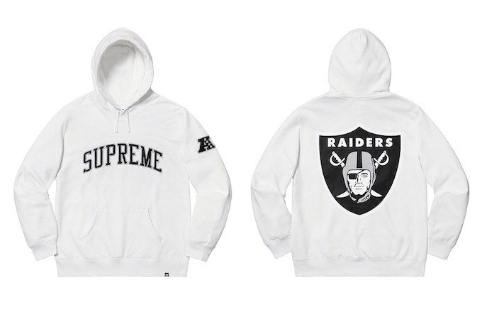 The Supreme X Raiders Ss19 Collection Is Available Now