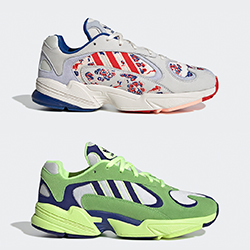 659ac1c7260 The adidas Yung-1 Returns with Two New Treatments