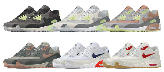 nike air max 90 by you