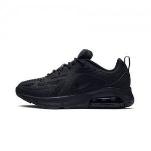 30cd5843 NIKE WMNS AIR MAX 200 – Triple Black – AVAILABLE NOW
