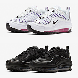8bda79ac2 Light or Dark with the Nike WMNS Air Max 98