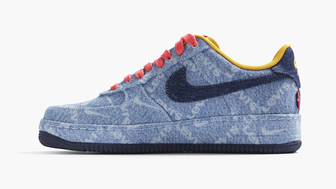 Nike x Levi's By You