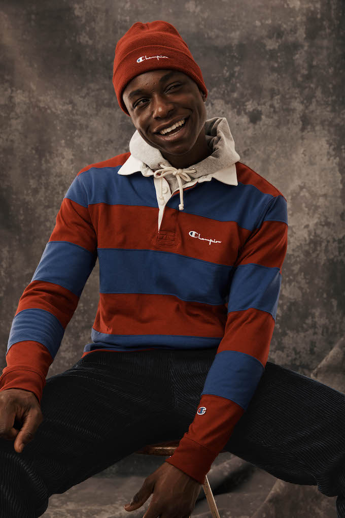 CHAMPION REVERSE WEAVE FW19 COLLECTION