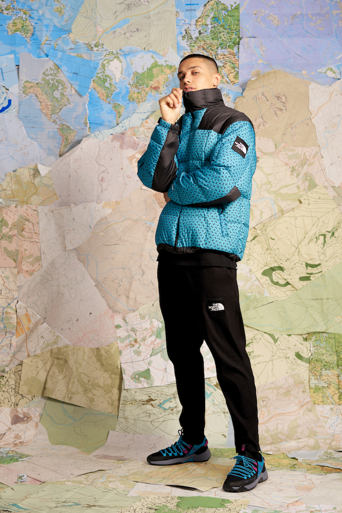 The North Face Back to Trail Collection