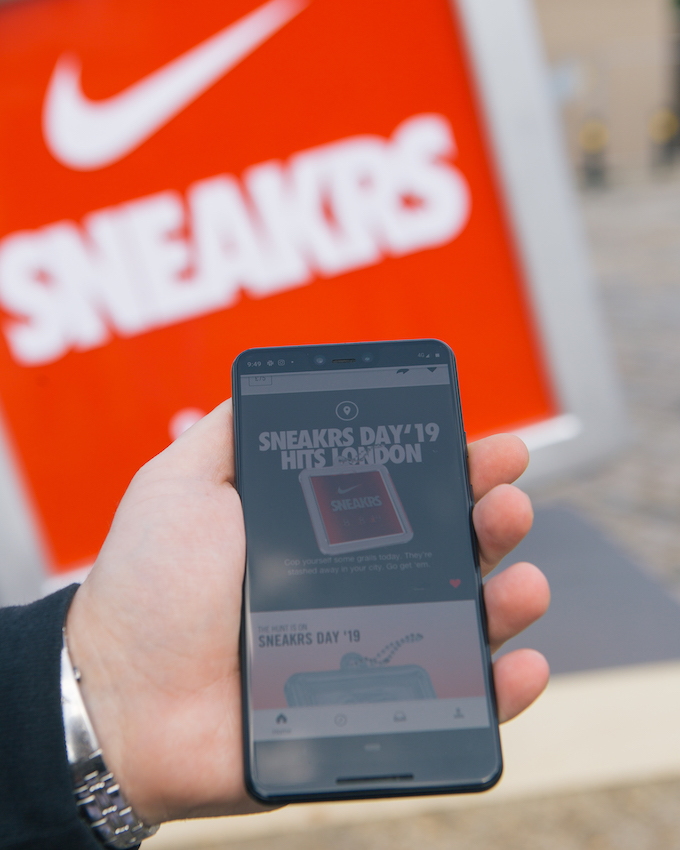 Nike Sneakrs Day 2019